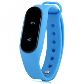 image of ES SMART WATCH WITH HEART RATE MONITOR PEDOMETER ANTI-LOST FUNCTION (BLUE) 22.40 x 1.80 x 1.10 cm