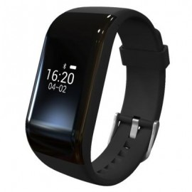 image of R1 DYNAMIC HEART RATE MONITOR SPORTS SMART WRISTBAND WITH DATA STORE -
