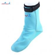 image of DIVE - SAIL DS - 002 DIVING SOCKS DRESS STOCKINGS SNORKELING SUIT (BLUE) M