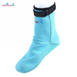 image of DIVE - SAIL DS - 002 DIVING SOCKS DRESS STOCKINGS SNORKELING SUIT (BLUE) M