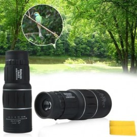 image of BEILESHI 16 X 52 DUAL FOCUS ZOOM OPTIC LENS 16X MONOCULAR TELESCOPE