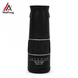 image of MAIFENG 26 X 52 NIGHT-VISION MINI MONOCULAR TELESCOPE (BLACK)