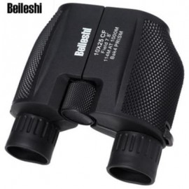 image of BEILESHI 10 X 25 HD 114 - 1000M WATERPROOF BINOCULAR (BLACK)
