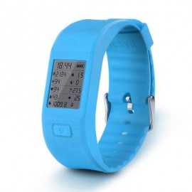 image of S3 SMART HESVITBAND WRIST TEMPERATURE TRACKING WRISTBAND (BLUE) 24.00 x 2.40 x 0.80 cm