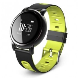 image of B8 PPG HEART RATE MONITOR SMART WATCH (YELLOW) 0