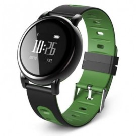 image of B8 PPG HEART RATE MONITOR SMART WATCH (GREEN) 0