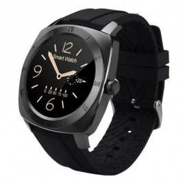 image of DM88 BLUETOOTH 3.0 / 4.0 SMART WATCH (BLACK) 4.40 x 4.20 x 1.25 cm