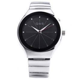image of K1 QUARTZ SMART WATCH INTELLIGENT ANTI-LOST AND WATER RESISTANCE (SILVER) 21.70 x 4.50 x 1.30 cm
