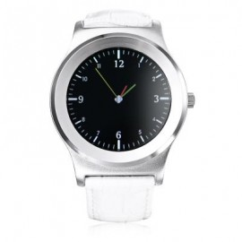 image of NEECOO V3 HEART RATE MONITOR SMART WATCH (SILVER) 26.20 x 4.40 x 1.40 cm