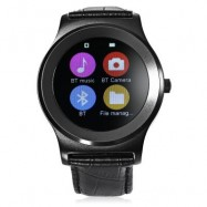 image of NEECOO V3 HEART RATE MONITOR SMART WATCH (BLACK) 26.20 x 4.40 x 1.40 cm