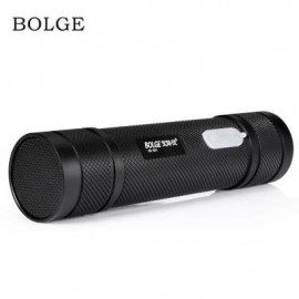 image of BOLGE HS - 601 BLUETOOTH COLUMN BOX BICYCLE LOUDSPEAKER (BLACK)