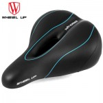 WHEELUP MOUNTAIN BIKE SADDLE SEAT TAILLIGHT CYCLING TOOL (BLUE AND BLACK)