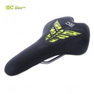 image of BASECAMP CYCLING SEAT BIKE SADDLE SILICONE CUSHION FOR MOUNTAIN ROAD BICYCLE 27.00 x 16.00 x 7.00 cm