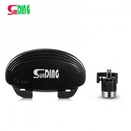 image of SUNDING SD518 BLUETOOTH CYCLING SPEEDOMETER CADENCE SENSOR (BLACK)