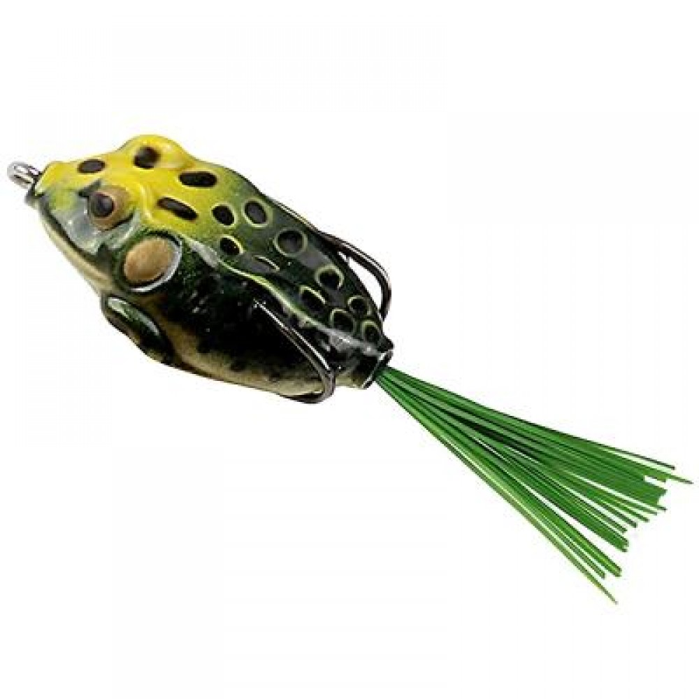 TOPWATER HOLLOW FROG FISHING LURE SOFT BAIT SET WITH TACKLE