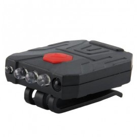 image of LED HEADLAMP OUTDOOR WATERPROOF AND BRIGHT LIGHT POWER STATION (BLACK)