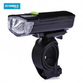 image of LEADBIKE ROAD BIKE BICYCLE FLASHLIGHT FRONT LIGHT LAMP HEADLIGHT 9.00 x 2.70 x 2.30 cm