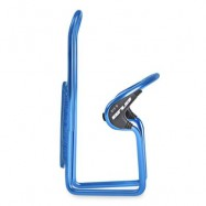 image of GUB ALUMINUM ALLOY CYCLING DRINK WATER BOTTLE RACK HOLDER FOR OUTDOOR USE (BLUE) 16.30 x 9.00 x 8.50 cm