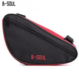 image of B - SOUL CYCLING FRONT TUBE FRAME TRIANGLE PANNIER POUCH MOUNTAIN BIKE HANDLEBAR BAG (#03)