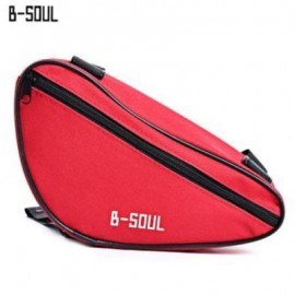 image of B - SOUL CYCLING FRONT TUBE FRAME TRIANGLE PANNIER POUCH MOUNTAIN BIKE HANDLEBAR BAG (#04)