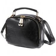 image of GUAPABIEN SOLID COLOR SPLIT ZIPPER DESIGN MULTIFUNCTIONAL HANDBAG SINGLE SHOULDER BAG FOR LADIES -