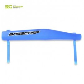 image of BASECAMP BIKE PLASTIC FRAME CHAIN COVER PROTECTOR BICYCLE DECORATION (BLUE) 22.00 x 9.50 x 3.00 cm