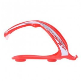image of BASECAMP STRONG TOUGHNESS STRETCHABLE BIKE BOTTLE CAGE CYCLING PART EQUIPMENT (RED)