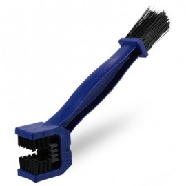 image of CYCLING CHAIN CRANKSET CLEANING BRUSH CLEANER TOOL (BLUE)