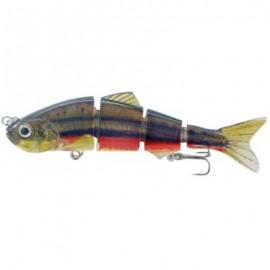 image of HIGH QUALITY SEGMENT SWIMBAIT HARD MULTI-JOINTED FISHING LURE (MULTICOLOR) 0
