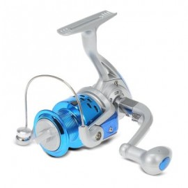 image of CS SERIES 8BB SPINNING FISHING REEL (SILVER AND BLUE) CS5000