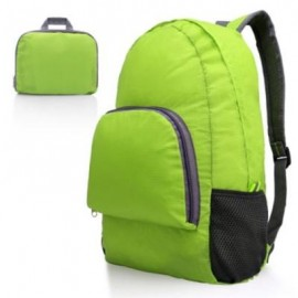 image of LIGHTWEIGHT PORTABLE BACKPACK FOLDABLE DURABLE TRAVEL HIKING BACKPACK DAYPACK FOR WOMEN/MEN(GREEN) LOAD 20L (GREEN) 0