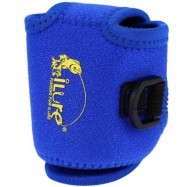 image of ILURE FISHING REEL PROTECTIVE STORAGE PACKAGE BAG (BLUE) M