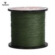 image of TRIPOSEIDON 300M SUPER STRONG PE BRAIDED FISHING LINE (GREEN) 4.0