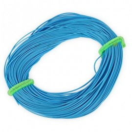 image of FL001 30.5M WEIGHT FORWARD FLOATING FLY FISHING STRING (LAKE BLUE) LINE NUMBER 3.0