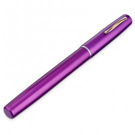 image of Y4516 MINI PORTABLE PEN SHAPE FISHING TACKLE COMBO (PURPLE) 0