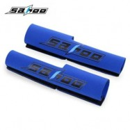 image of SAHOO 2PCS OUTDOOR MTB BIKE BICYCLE ANTI COLLISION FRONT FORK PROTECTOR (BLUE)