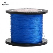 image of TRIPOSEIDON 500M SUPER STRONG 4 STRANDS PE BRAIDED FISHING LINE (BLUE) 0.6