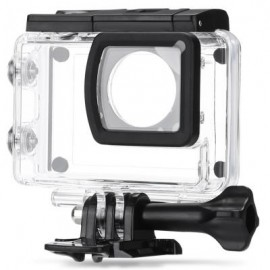 image of ORIGINAL SJCAM 30M WATERPROOF HOUSING CASE FOR SJ6 LEGEND ACTION CAMERA (TRANSPARENT)