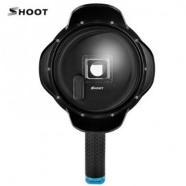 image of SHOOT 6 INCH LENS HOOD DOME PORT SET FOR GOPRO HERO5 (BLACK)