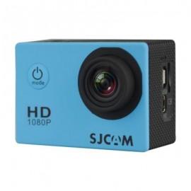 image of ORIGINAL SJCAM SJ4000 ACTION SPORT CAMERA 1080P 170 DEGREES WIDE ANGLE LENS 12MP SENSOR (BLUE) One Size
