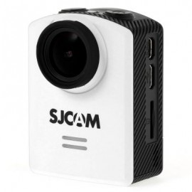 image of ORIGINAL SJCAM M20 2160P 16MP 166 ADJUSTABLE DEGREE (WHITE) 5.40 x 4.00 x 2.90 cm