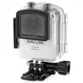 image of ORIGINAL SJCAM M20 2160P 16MP 166 ADJUSTABLE DEGREE WIFI ACTION CAMERA BUILT-IN GYROMETER ANTI-SHAKE SPORT DV RECORDER WITH 1.5 INCH LCD SCREEN (WHITE)