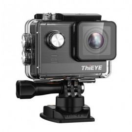 image of THIEYE T5E WIFI 4K 30FPS ACTION CAMERA 12MP BUILT-IN 2 INCH TFT LCD SCREEN TIME-LAPSE VIDEOS AMBARELLA A12LS75 CHIPSET (BLACK)