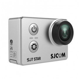 image of ORIGINAL SJCAM SJ7 STAR 4K WIFI ACTION CAMERA 2.0 INCH TOUCH SCREEN 166 DEGREE FOV 12MP (SILVER)