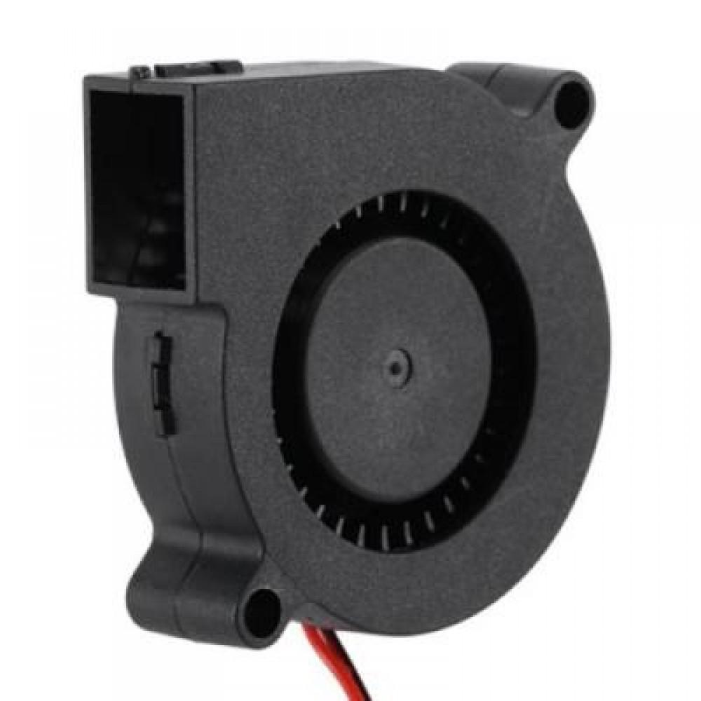 ANET 5015 24V ULTRA-QUIET TURBO SMALL FAN 3D PRINTER ACCESSORIES (BLACK)