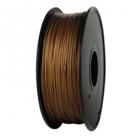 image of ANET 340M 1.75MM PLA 3D PRINTING FILAMENT BIODEGRADABLE MATERIAL (GOLDEN)