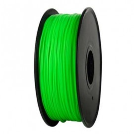 image of ANET 340M 1.75MM PLA 3D PRINTING FILAMENT BIODEGRADABLE MATERIAL (GREEN)