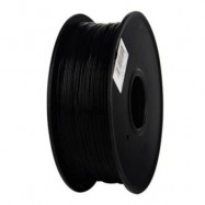 image of ANET 340M 1.75MM PLA 3D PRINTING FILAMENT BIODEGRADABLE MATERIAL (BLACK)