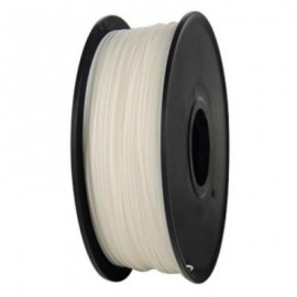 image of ANET 340M 1.75MM PLA 3D PRINTING FILAMENT BIODEGRADABLE MATERIAL (WHITE)