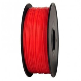 image of ANET 340M 1.75MM PLA 3D PRINTING FILAMENT BIODEGRADABLE MATERIAL (RED)